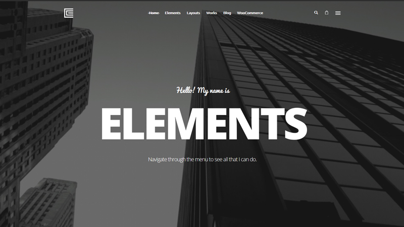 All Content Elements